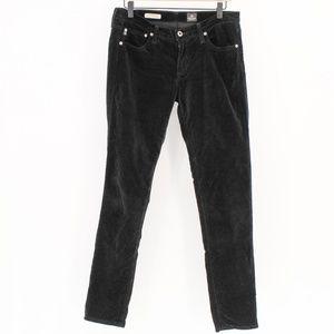 AG Velvet The Legging Super Skinny Jeans Sz 30